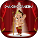 Dancing Ganesha - Bal Ganesha Dancing on Screen by Fiona Apps