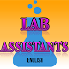 GOVT LAB ASSISTANTS - ENGLISH by TICKSOFT