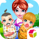 Princess Mammys Baby Girl Care by Lv Bing
