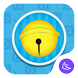 Cute Blue Cat--APUS Launcher Free Theme by CoolAppPub