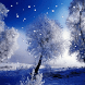 Icy Tree Live Wallpaper by Daksh Apps