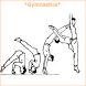 Gymnastics floor exercises by nyelonongdroid