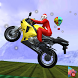 Santa BMX Bike Rider: Tricky Rooftop Stunts by play.io