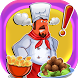 Slacking Game : Cooking Class by funny games