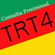 Consulta Processual TRT4