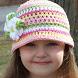 Вязание крючком детских шапок by AppPromoStyle