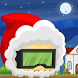 Santa Claus Run! - Gift Basket by Shenghan Chen