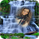 Waterfall Photo Frames by iKrish Labs