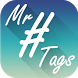Mr. Tags - best hashtags for likes and followers by Dmitriy Grishanin