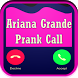 Call From Ariana Grande by iramb dev