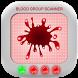 Blood Group Scanner (Prank) by Prank Pixels