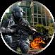 Frontline fury : Us Terminator by Game Striker