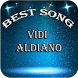 Vidi Aldiano Best Song by BlueRiverMob