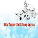 Hits Taylor Swift Song Lyrics by Lyrics Top Free Song Music Hits
