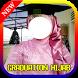 New Graduation Hijab Model by Rizqi Interaktive