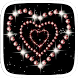 Bling Heart Theme by Huizhang Theme