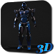 Robot 3D Live Wallpaper by Hubert Apps