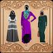 Hijab Selfie - Abaya Gown