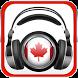 Canada Live Radio by Myapp Dev