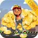 Unlimited Keys and Coins for Subway Surfers Guide by Actions Game Studio for free