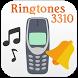3310 Ringtones nostalgia by developenich