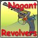 Nagant revolvers explained