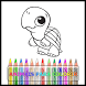 Animais para colorir by Walps Designer