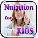 NUTRITION FOR KIDS - HEALTHY SNACK RECIPES