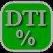 DTI Ratio Calculator