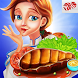 Chef's Restaurant Cooking Fun Game by Tenlogix Games