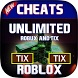 Unlimited free Robux and Tix for roblox Prank! by tricker game free