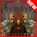 Invisibility Cloak. MCPE map by Cool pixels