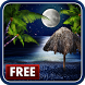Tropical Night Live Wallpaper by Amax LWPS