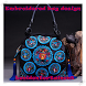 embroidered bag design by Leoidentertainment