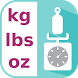 Weight Conversion (kg, lb, oz) by MeerkatHut