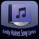 Emily Haines Song&Lyrics by Rubiyem Studio