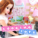 Cooking Toy Kitchen Playset