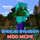 Undead Invasion MOD MCPE by GreenxApps