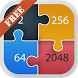 2048 Free Puzzle by ALPHATECH EXPERT