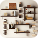 DIY shelves design by Suitfanice