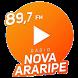 NOVA ARARIPE FM 89,7 by Hélio Tecnologias