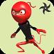 Stickman Ninja Warrior by G.O.T