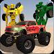 Robo Transporter Monster Truck by Tekbash