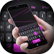 Classic Black Keyboard Theme by Keyboard Design Paradise