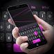 Classic Black Keyboard Theme by Keyboard Design Paradise