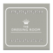The Dressing Room by appyli