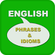 English Phrase and Idioms by MobileGroup