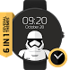 FWF Star Wars Watch Face by FabulousWatchFaces