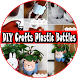 DIY Crafts Plastic Bottles by RayaAndro27