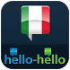 Learn Italian with Hello-Hello by Hello-Hello